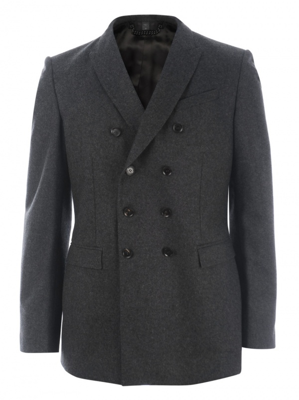 Burberry Prorsum Double Breasted Jacket 1 Burberry Prorsum Double Breasted Jacket