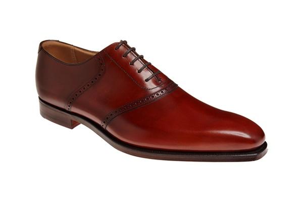 Crockett Jones Medway Saddle Shoe 1 Crockett & Jones Medway Saddle Shoe
