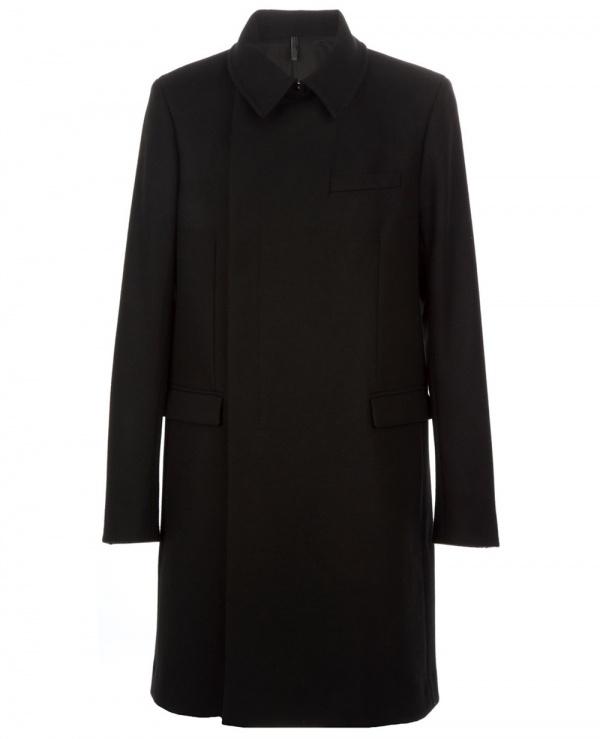 Dior Wrap Front Coat 1 Dior Wrap Front Coat