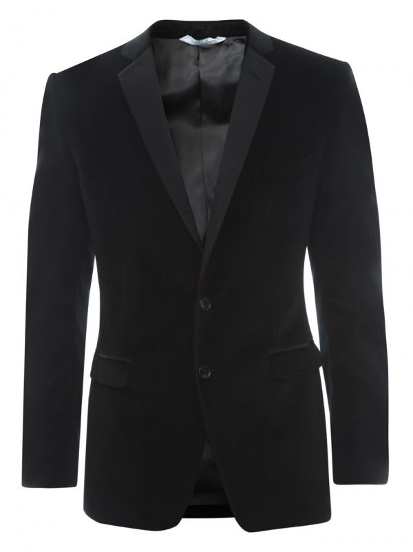 Dolce Gabbana Black Velvet Tuxedo 1 Dolce & Gabbana Black Velvet Tuxedo