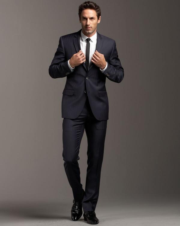 Dolce Gabbana Pinstripe Suit Dolce & Gabbana Pinstripe Suit