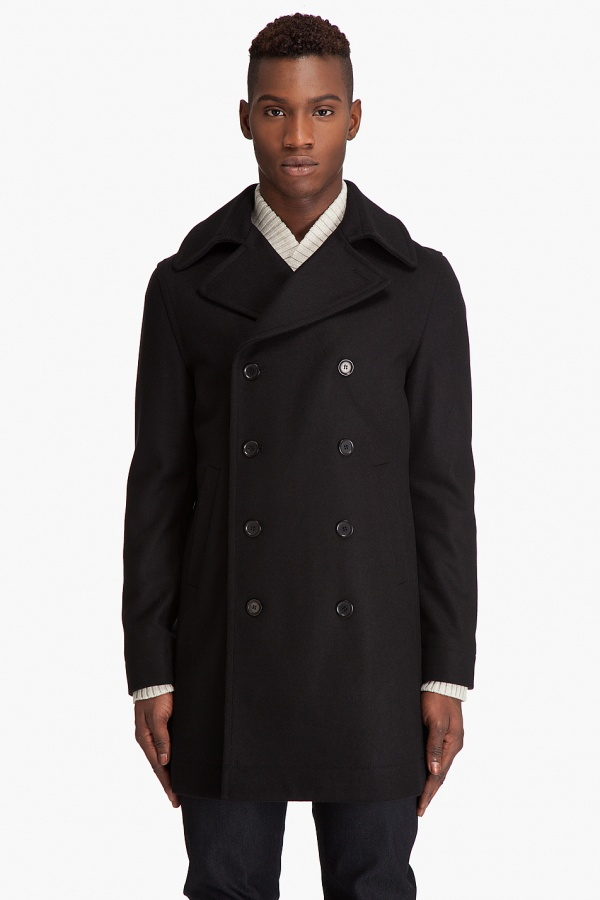 Filippa K Long Peacoat 1 Filippa K Long Peacoat