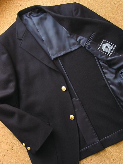 Flannel Winter Blazer by Van Jacket 1 Flannel Winter Blazer by Van Jacket
