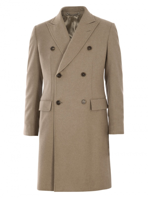 Gucci Wool Blend Coat 1 Gucci Wool Blend Coat