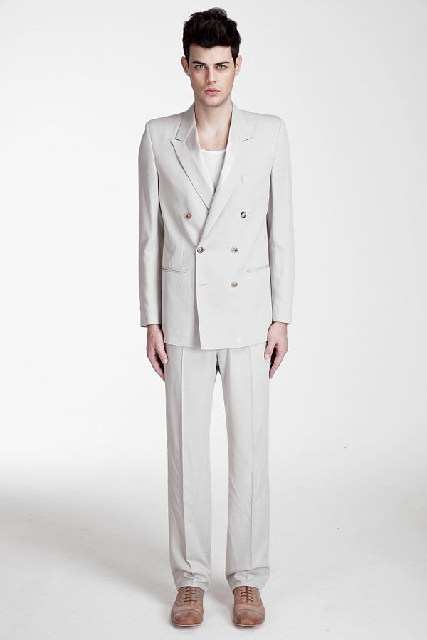 Maison Martin Margiela Beige Suit 1 Maison Martin Margiela Beige Suit