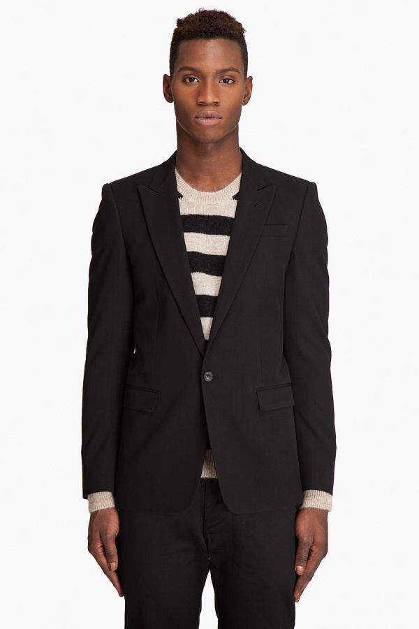 Marc Jacobs Wool Blend Jacket 1 Marc Jacobs Wool Blend Jacket
