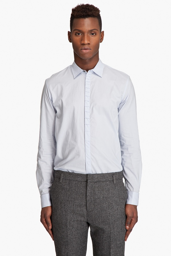 Marc by Marc Jacobs Shrunken Fit Dress Shirt 1 Marc by Marc Jacobs Shrunken Fit Dress Shirt