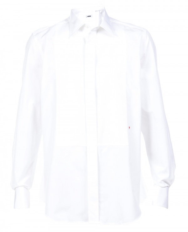 Moschino French Cuff Dinner Shirt 1 Moschino French Cuff Dinner Shirt
