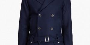 Shades of Grey 2 in 1 Naval Coat 1