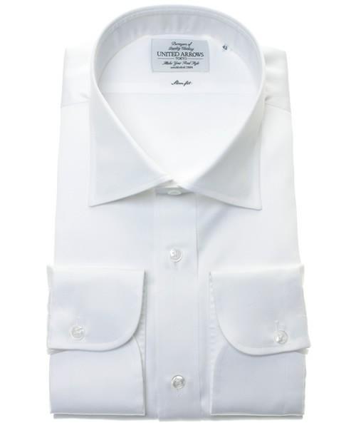 United Arrows Twill Slim Fit Shirt 1 United Arrows Twill Slim Fit Shirt