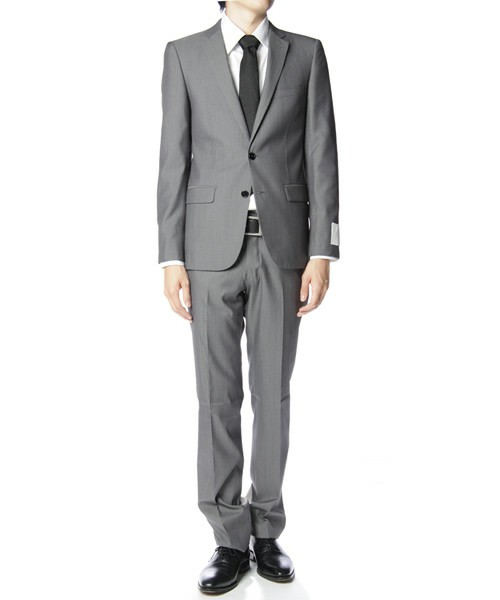 United Arrows White Label Herringbone Suit 01 United Arrows White Label Herringbone Suit