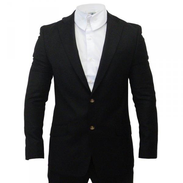 Vivenne Westwood Classic Black Suit 1 Vivenne Westwood Classic Black Suit