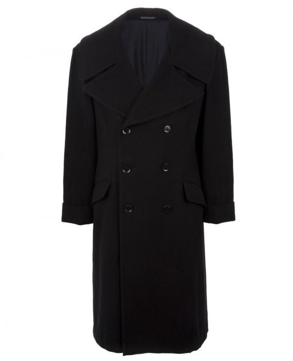 Yohji Yamamoto Long Wool Coat 1 Yohji Yamamoto Long Wool Coat