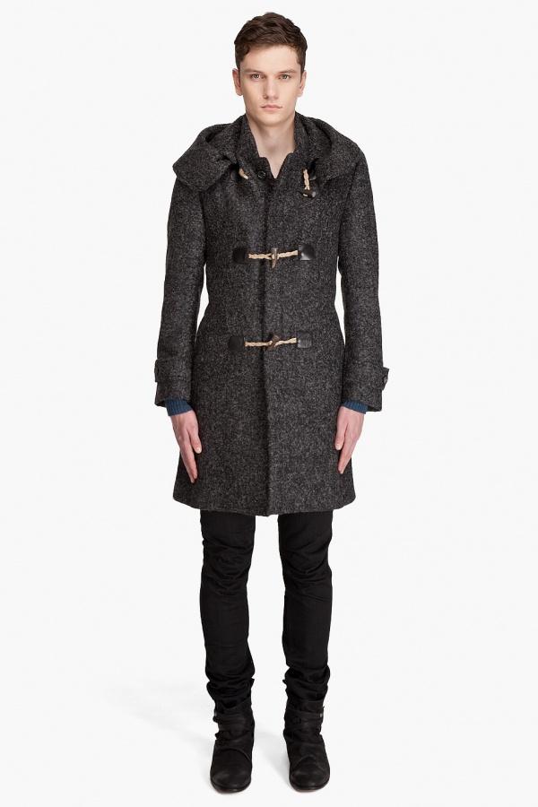 Alexander McQueen Duffle Coat 1 Alexander McQueen Duffle Coat