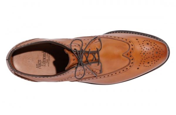 Rockport Ledge Hill Wingtip Men's Dress Shoe (Black