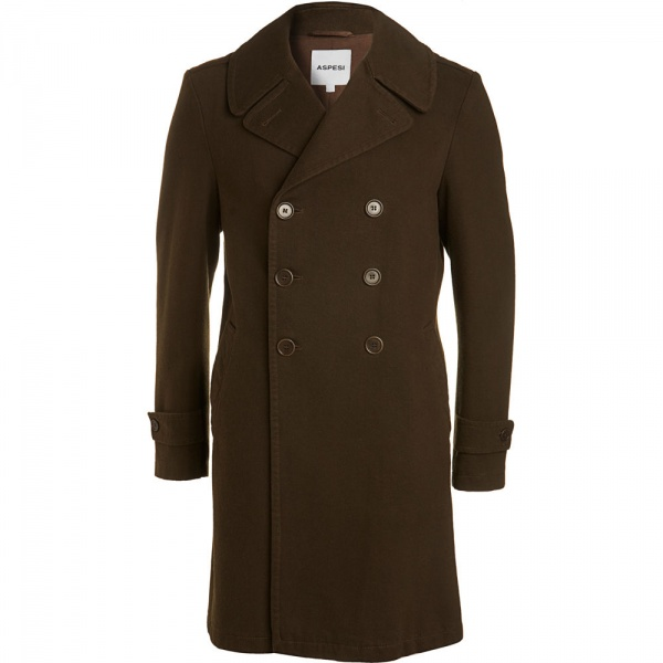 Aspesi Military Trench Coat 1 Aspesi Military Trench Coat