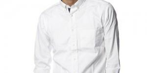 BEAUTY & YOUTH Regimental Oxford Shirt 1