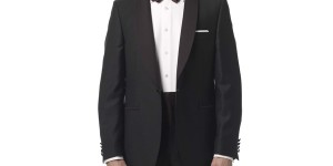 Black Shawl Collar Dinner Jacket by Gieves & Hawkes 1