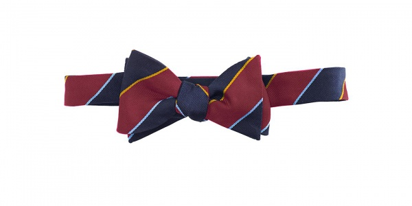 Brooks Brothers Argyle Sutherland Bow Tie 1 Brooks Brothers Argyle Sutherland Bow Tie