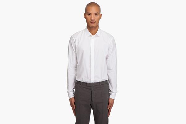 Classic White Shirt by Maison Martin Margiela 1 Classic White Shirt by Maison Martin Margiela