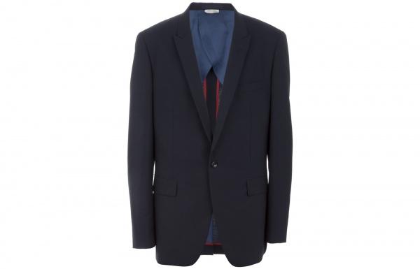 Comme des Garçons Blue Two Piece Suit 1 Comme des Garçons Blue Two Piece Suit