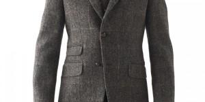 D.S.DUNDEE Thompson Sportcoat in Hebridean Windowpane 1