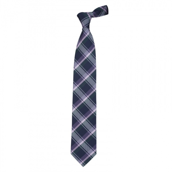 Eden Park Scottish Checked Necktie 1 Eden Park Scottish Checked Necktie