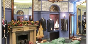 Gieves & Hawkes's Blazer Room