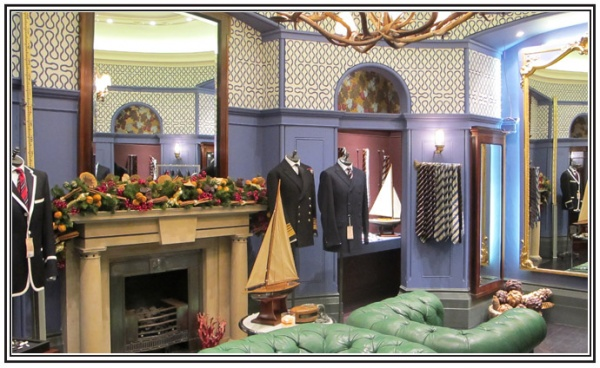 Gieves Hawkess Blazer Room Gieves & Hawkess Blazer Room