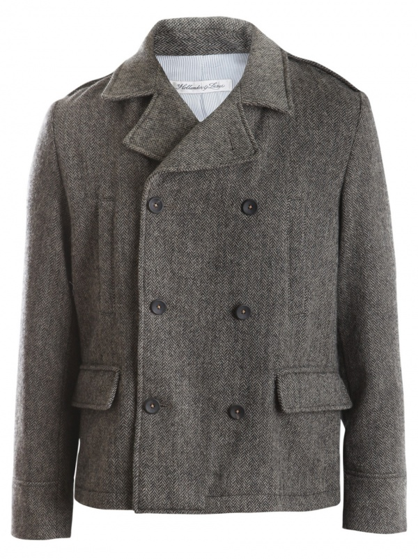 Hollander Lexer Peacoat 1 Hollander & Lexer Peacoat