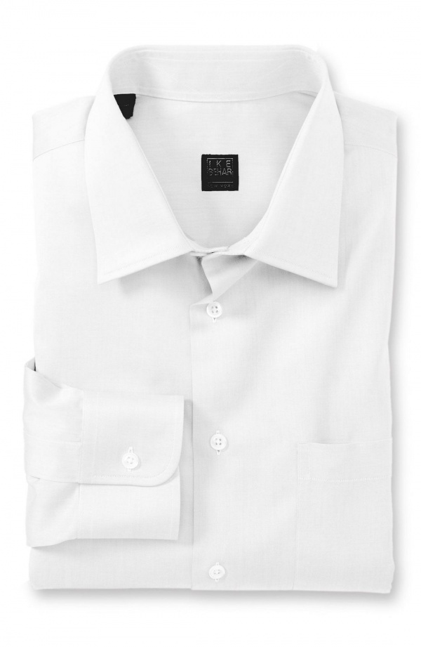 Ike Behar Classic Fit Dress Shirt Ike Behar Classic Fit Dress Shirt