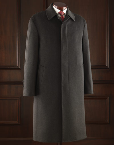 J. Press Single Breasted Four Button Topcoat J. Press Single Breasted Four Button Topcoat