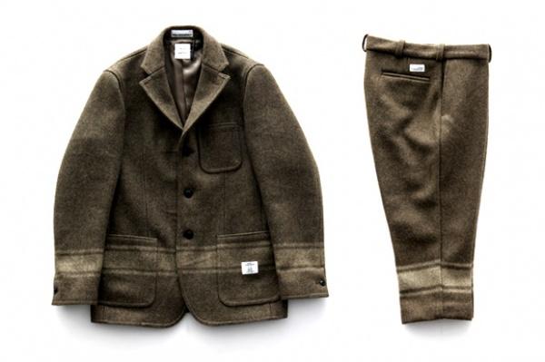 Jantiques BEDWIN Wool Suit Jantiques & BEDWIN Wool Suit