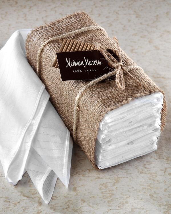 Neiman Marcus Handkerchiefs Neiman Marcus Handkerchiefs