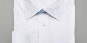 Robert Graham White Colin Paisley Shirt