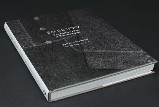 Savile Row Book Savile Row Book