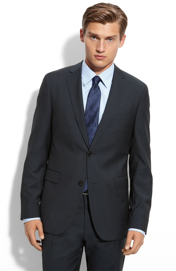 Shade Navy Suit BOSS Black Eagle/Shade Navy Suit
