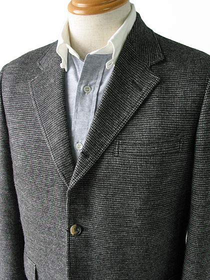 Van Jacket Houndstooth Check Jacket 1 Van Jacket Houndstooth Check Jacket