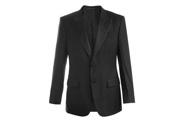 Yves Saint Laurent Wool Tuxedo 01 Yves Saint Laurent Wool Tuxedo