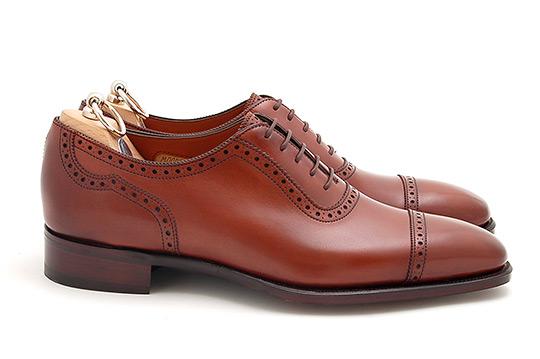 Alfred Sargent Handgrade Oxford Shoes03 Alfred Sargent Moore Handgrade Oxford Shoes