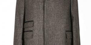 Archer Adams Salt & Pepper Tweed Coat 1