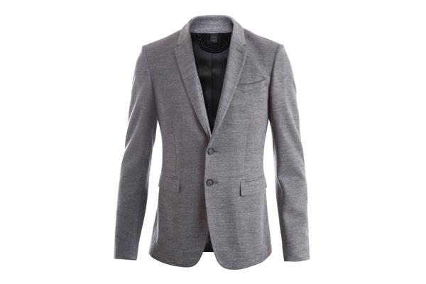 Burberry Prorsum Short Jersey Blazer 1 Burberry Prorsum Short Jersey Blazer