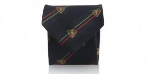 Gucci Silk Crest Tie 1