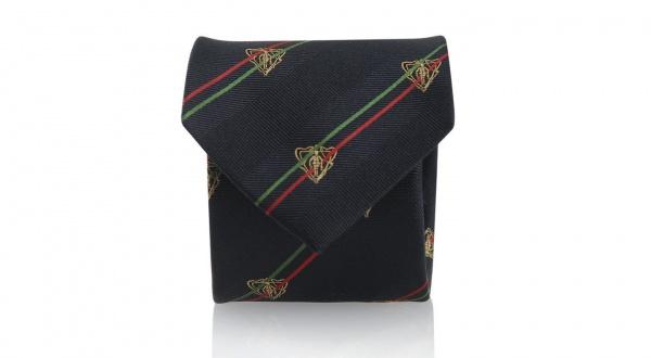 Gucci Silk Crest Tie 1 Gucci Silk Crest Tie