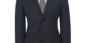 Hackett London Color Stripe Chelsea Suit 1