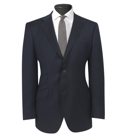 Hackett London Color Stripe Chelsea Suit 1 Hackett London Color Stripe Chelsea Suit