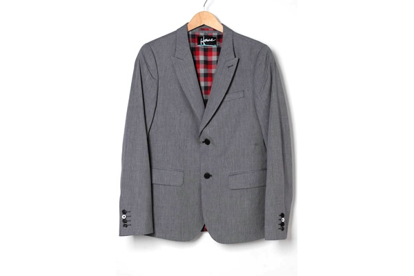 Howe Duke of Earl Stripe Jacket 1 Howe Duke of Earl Stripe Jacket