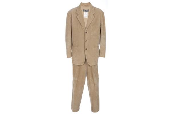 Issey Miyake Vintage Corduroy Suit 1 Issey Miyake Vintage Corduroy Suit