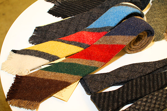 Monality Wool Ties Monality Fall 2011 Wool Neckties