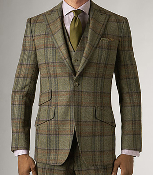 Phineas Cole Phillip Plaid Sportcoat 1 Phineas Cole Phillip Plaid Sportcoat